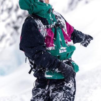 chaquetones snow