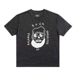 Rvca Benj Skull Camiseta