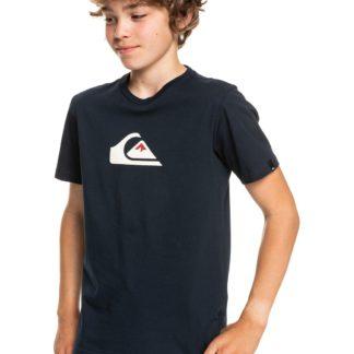 Quiksilver Comp Logo Camiseta