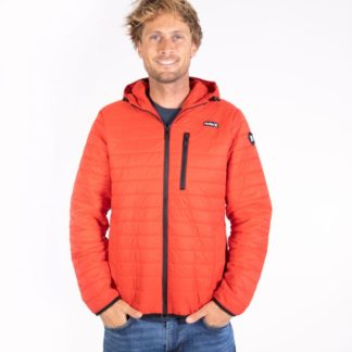 Hurley Balsam Quilted Chaqueta compactable
