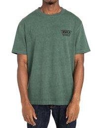 Rvca Clawed Camiseta