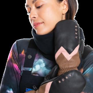 Roxy Jetty Leather  Manoplas para Snowboard/Esquí