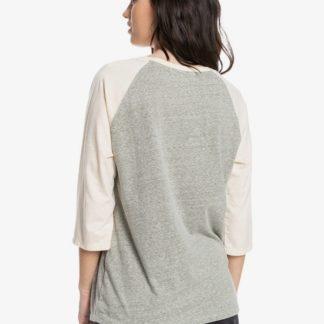 Quiksilver Standard Raglan 3/4 Camiseta