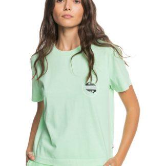 Quiksilver Stm The Crop Camiseta