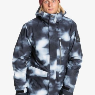 Quiksilver Mission Printed Chaqueta