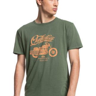 Quiksilver Top Of The Hour Camiseta